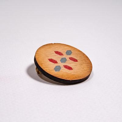 Pins en bois