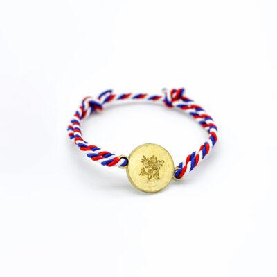 Bracelet-médaillon