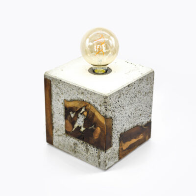 Lampe artisanale 2